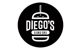 Diego's burger lgo
