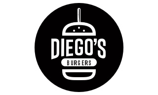 Diego's burger logo