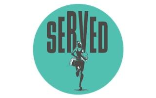 Served logo