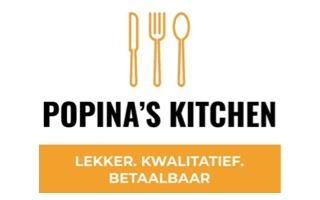 Popina's kitchen logo